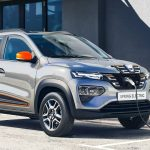 NOUL model Dacia Spring 100% electric s-a lansat!